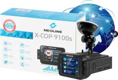 Видеорегистратор NEOLINE X-COP 9100S c GPS